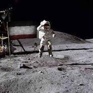 Германская Империя на Луне
