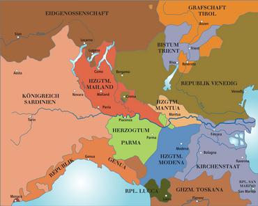 Северная Италия-0