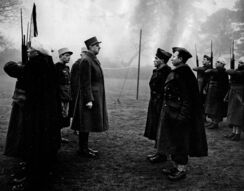 Шарль де Голль на поле боя