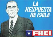 Afiche Eduardo Frei 1973