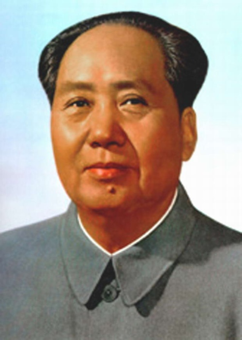 Image result for photo of Mao ZeDong