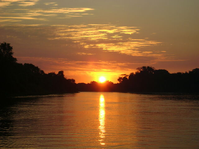 File:Pantanal Sunset.JPG