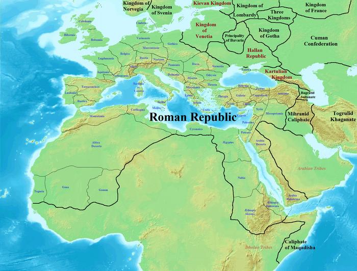 Roman World (1147)