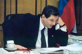Сергей Иваненко за работой