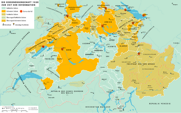 Швейцарская Реформация