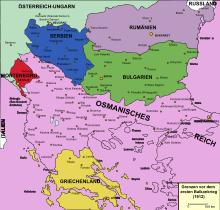 Balkan 1912