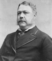 Chester Arthur Portrait