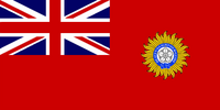 India Británica Bandera