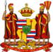 Royal Coat of Arms of the Kingdom of Hawaii
