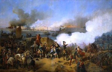 Storm of Noteburg 1702