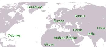 World (Celtic Rules)