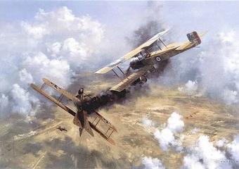 Воздушный бой ПМВ