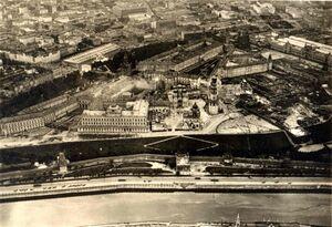 Московский Кремль начало XX века