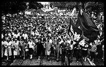 Hiroshi Hamaya japanprotests 1960