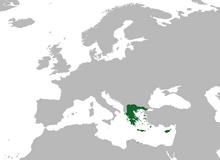 Kingdom of Greece 1917.1