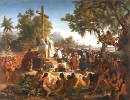 Primeira missa no brasil