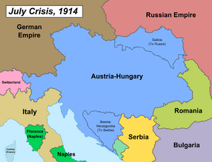 Austria-Hungary, July Crisis (For Want of Bad Weather)