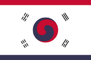 Flag of Korea (Satomi Maiden ~ Third Power)