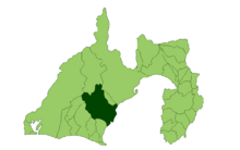 Fujieda in Shizuoka Prefecture (SM 3rd Power)