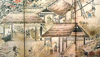 Японское село