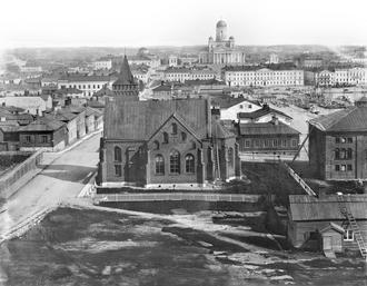 Гельсингфорс в 1860-х