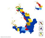 Constituencies of New Kamchatka (Venusian Haven)