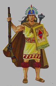Inka Krieger