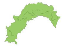 Kōchi Map Current (SM 3rd Power)