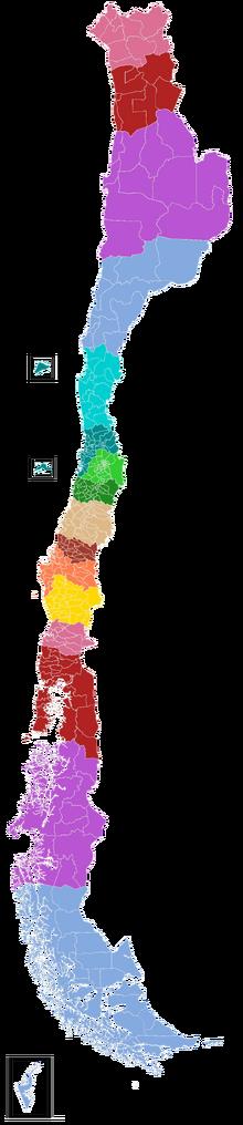Mapa Administrativo de Chile (4) (CNS)
