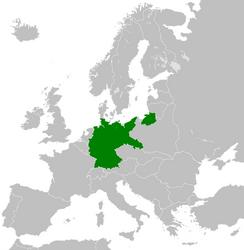 Mapa de Weimar