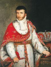 Коронационный портрет Агустина I