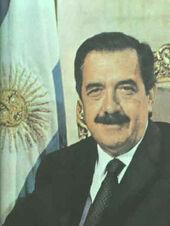 Alfonsin Presidente