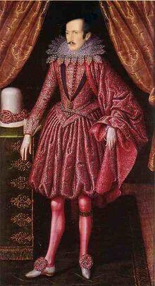 Edward der Letzte 1603