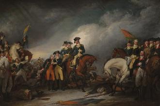 Капитуляция Вашингтона