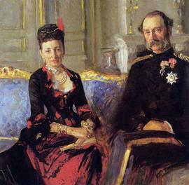 Кристиан и Луиза