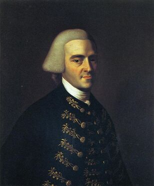 John Hancock, America's 4th President
