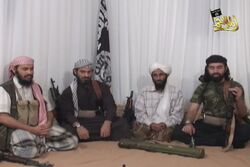 Leaders of AQAP in Yemen
