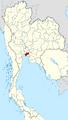 Location of Bangkok, Thailand (Satomi Maiden ~ Third Power).png