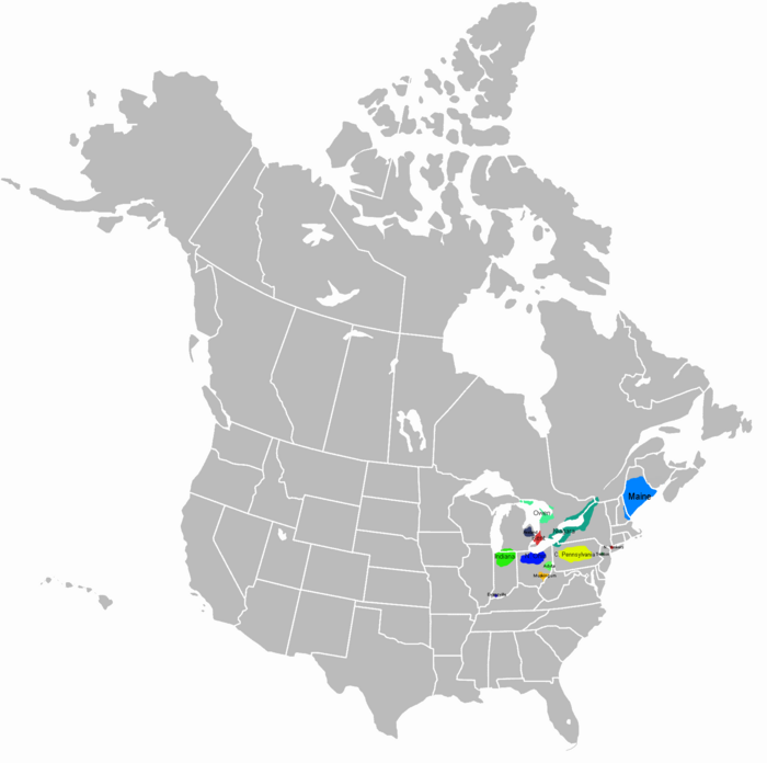 North America GNW