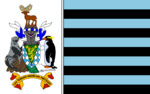 North Antarctica Flag VINW