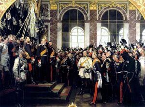 Proklamacja cesarstwa