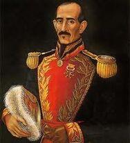 Retrato Juan José Flores