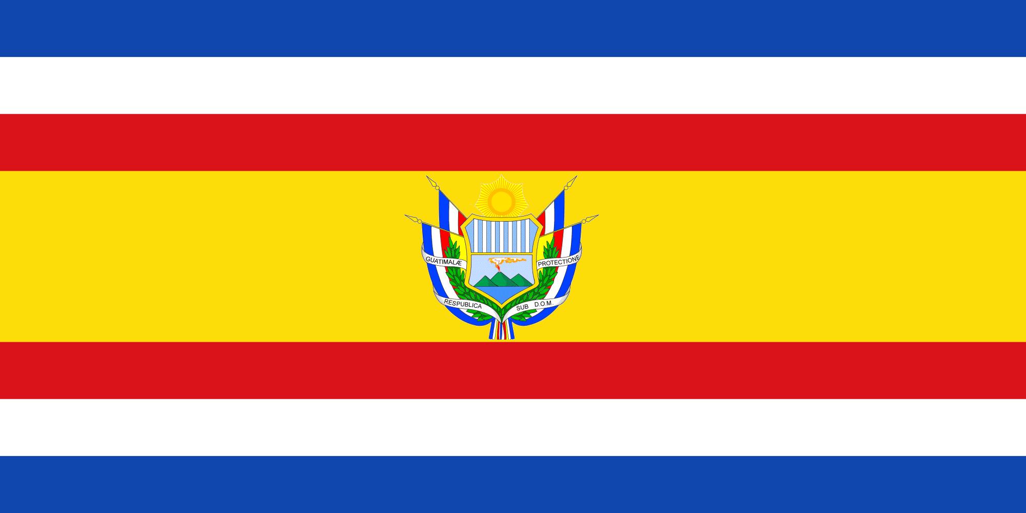 Image State Flag Of Guatemala 18581871g Alternative