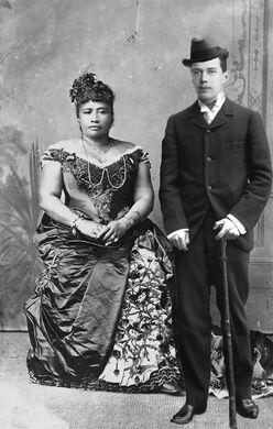 Никки и королева