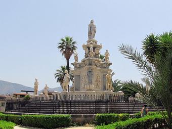 Памятник Филиппу