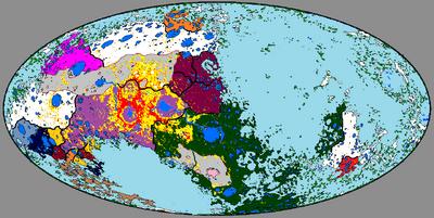 Страны мира - 1335 год