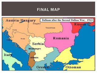 After Second Balkan War 2.0