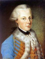Alejandro Leopoldo retrato
