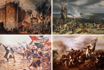 French Revolution Montage (No Napoleon)