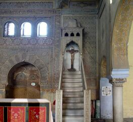 Moorish mosque-church